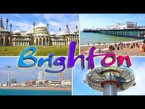 BRIGHTON - ENGLAND 2016 4K