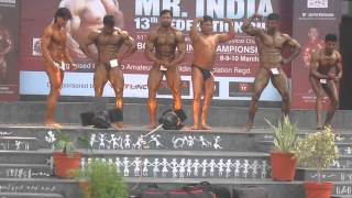 Mr India at Lovely Professional University