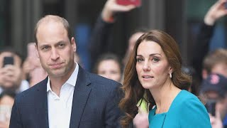 William and Kate Deeply Saddened After Motorcade Injures 83-Year-Old Woman