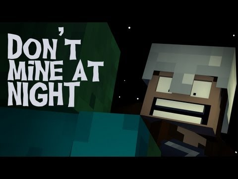 Don t Mine At Night A Minecraft Parody of Katy Perry s Last Friday Night Music Video