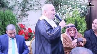 الشيخ  محمد راتب النابلسي في جاهة الاخ صقر