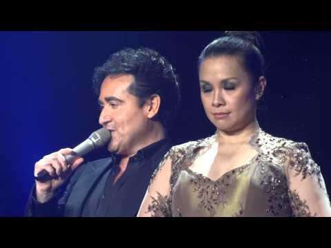 IL DIVO & Lea Salonga Time to say goodbye
