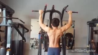 15-18 YEARS OLD BODY TRANSFORMATION