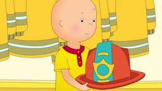CAILLOU LEARNS A JOB | Fun for Kids | Videos for Toddlers | Full Episode | Cartoon movie