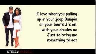 Sevyn Streeter - It Won't Stop Ft. Chris Brown Lyrics
