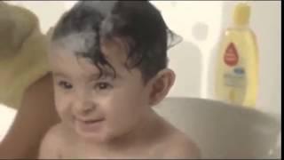 Johnson's Baby Shampoo New Ad 2014   POG English OFFICAL HD