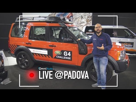 Land Rover Discovery Auto e Moto d Epoca 2016