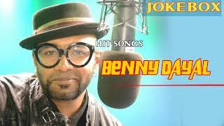 Benny Dayal JUKEBOX 2017-2018| BEST OF Benny Dayal| TOP 20 SONGS OF Benny Dayal