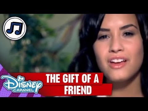 Demi Lovato - Tinkerbell - The gift of a friend