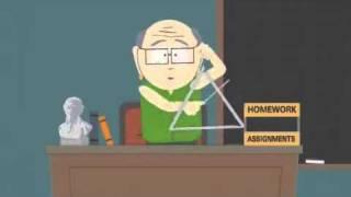 Alerta por Subnormal South Park