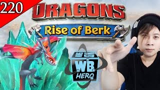 Torch's Bro & Sis + Slithersong Titan - Dragons: Rise of Berk [Episode 220]