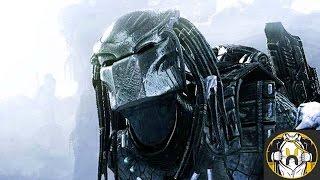 NEW Predator Movie First Teaser Image & Details