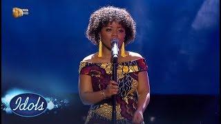 Top 16 Girls: Thando - Giving Myself - Idols SA | Mzansi Magic