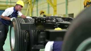 SCANIA Manufacture Indonesia