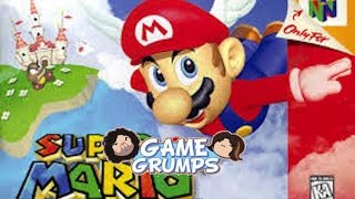 Game Grumps Super Mario 64 Mega Compilation