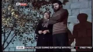 Iran TV shows stoning woman, Sakineh Mohammadi Ashtiani, recreate murder - 11 Dec. 2010