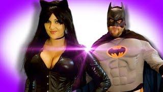 Batman vs Catwoman - Batman song