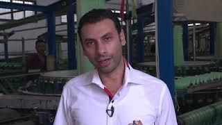 مالك أحد مصانع الملابس ببورسعيد يروي تجربته مع جهاز تنمية المشروعات الصغيرة والمتوسطة