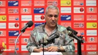 هنرنمائی مهران مدیری در نقش مربی فوتبال