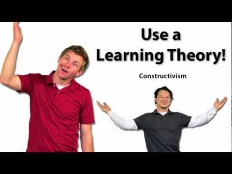 Use a Learning Theory Constructivism