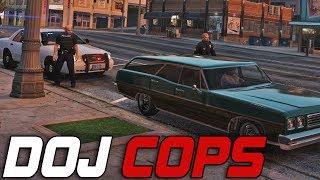 Dept. of Justice Cops #174 - Making Trouble (Criminal)