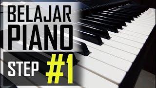 Belajar Piano #1 - Teknik Dasar Mengiring Lagu | Pemula