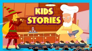KIDS STORIES - Muffin Man, The Pied Piper Of Hamelin and The Gingerbread Man || Storytelling