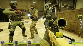 Left 4 Dead 2 - DE_Prodigy Custom Campaign Gameplay Walkthrough
