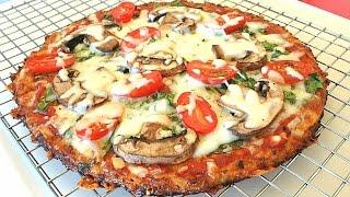 The Best Cauliflower Pizza Crust Recipe That Won