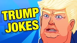 YO MAMA! Donald Trump Jokes