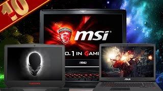 Top 10 Gaming Laptops 2015