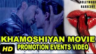 Khamoshiyan Movie | Ali Fazal, Gurmeet Choudhary, Sapna Pabbi | Promotion Event Full Video 2015