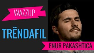 Dhurata Dora ft. Flori - Trendafil [Enur Cover]   WAZZUP Acoustic