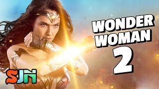 Wonder Woman 2: More X-Men Than Justice League