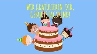 Rolf Zuckowski   Wie schön, dass du geboren bist (Lyric Video)
