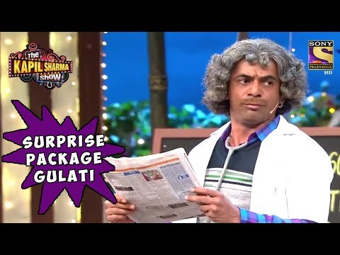 Xxx Mp4 Dr Gulati Is A Surprise Package The Kapil Sharma Show 3gp Sex