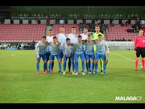 El sueño de la UYL finaliza en Dinamarca (4-0)