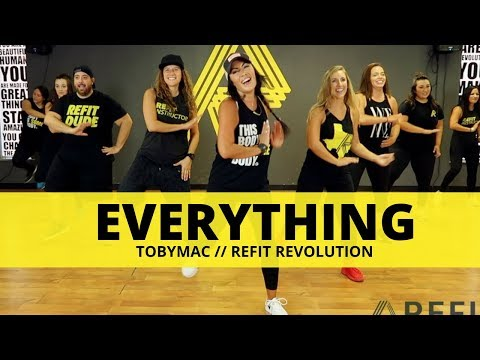 Xxx Mp4 Everything Tobymac Fitness Choreography REFIT®️ Revolution 3gp Sex
