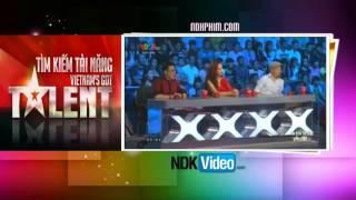 Tìm Kiếm Tài Năng Việt Nam 2014 Tập 12 Full - Vietnam's Got Talent 2014 - Ngày 1