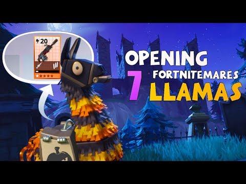 Xxx Mp4 NEW Fortnitemares Llamas Insanely Lucky STW 3gp Sex