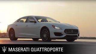 Quattroporte. By Maserati.