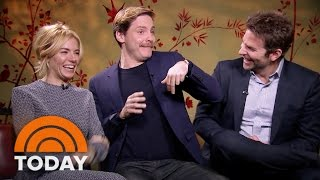 'Burnt' Cast Laughs (And Cries) Their Way Through Interview (Bloopers) | TODAY