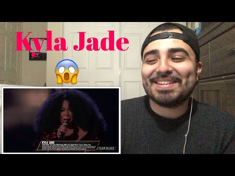 """Reaction to Kyla Jade """"This is Me """""""