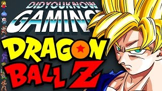 Dragon Ball Z - Did You Know Gaming? Feat. VegettoEX of Kanzenshuu