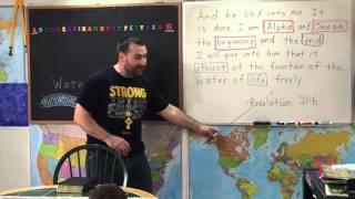 From Alpha to Omega (Revelation 21 For Kids)