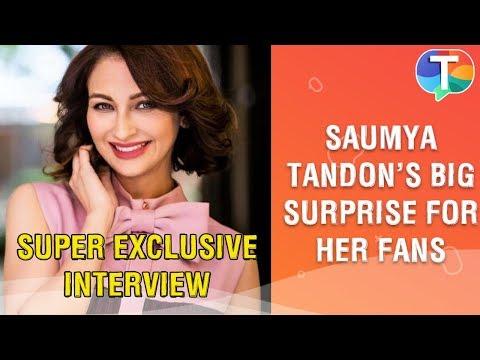 Xxx Mp4 Saumya Tandon CONFIRMS Her Comeback As Gori Mam In 39 Bhabi Ji Ghar Par Hai 39 Exclusive 3gp Sex