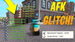 HOW TO *AFK* GRIND MOVEMENT SPEED IN SUPER POWER TRAINING SIMULATOR! (Roblox)