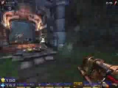 Unreal Tournament 2004 Deathmach Albatros prodigy