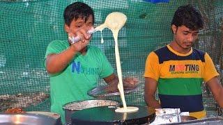 Amazing Cooking Skills | Best Street Food in Mumbai, India.