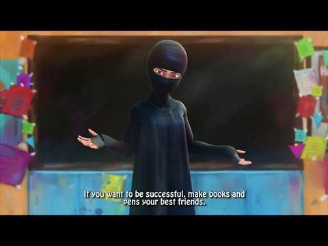 Burka Avenger Episode 01 Girls School is Shut w English Subtitles